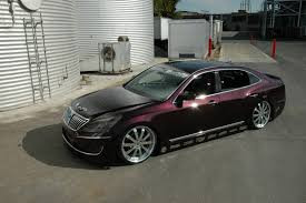 Junction Produce Car Curtains by Hyundai Equus Receives The Vip Treatment And 450hp Turbo V8 By