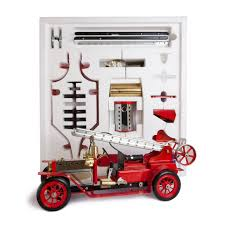 100 Model Fire Truck Kits 1405 Engine Kit FE1K Mamod Steam Engine And Train