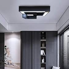 zmh led deckenleuchte wohnzimmer modern dimmbar