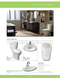 Mansfield Pedestal Sink 270 by Residential Products Catalog 121513 Final