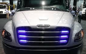 100 Em2 Design On The Spot Freightliner EM2 Electric Truck WalkAround