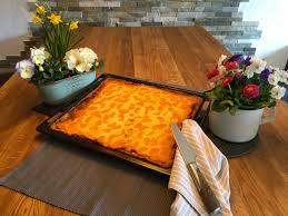 quark mandarinen blechkuchen filz ela