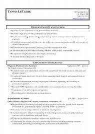 Best Administrative Skills Examples For Resume