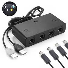 1080P SCART To HDMI Video Audio Upscale Converter Adapter For HD TV