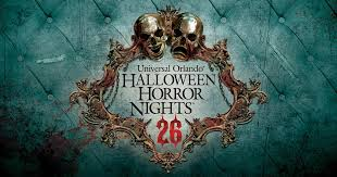 Halloween Horror Nights Parking by Universal Orlando Close Up Sign Up For The Halloween Horror