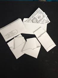 Envelopes Are One Of The Easiest Things To Make Out Paper Find A Style