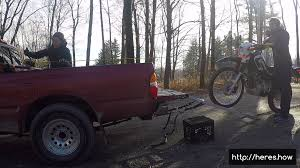 DIY Portable Winch System — Easily Load A Motorcycle In A Pickup Truck Portable Sheep Loading Ramps Norton Livestock Handling Solutions Loadall Customer Review F350 Long Bed Loading Ramp Best Choice Products 75ft Alinum Pair For Pickup Truck Ramps Silver 70 Inch Tri Fold 1750lb How To Choose The Right Longrampscom Man Attempts To Load An Atv On A Jukin Media Comparing Folding Ramps And 2piece 1000lb Nonslip Steel 9 X 72 Commercial Fleet Accsories Transform Van And Golf Carts More Safely With Loading By Wood Wwwtopsimagescom