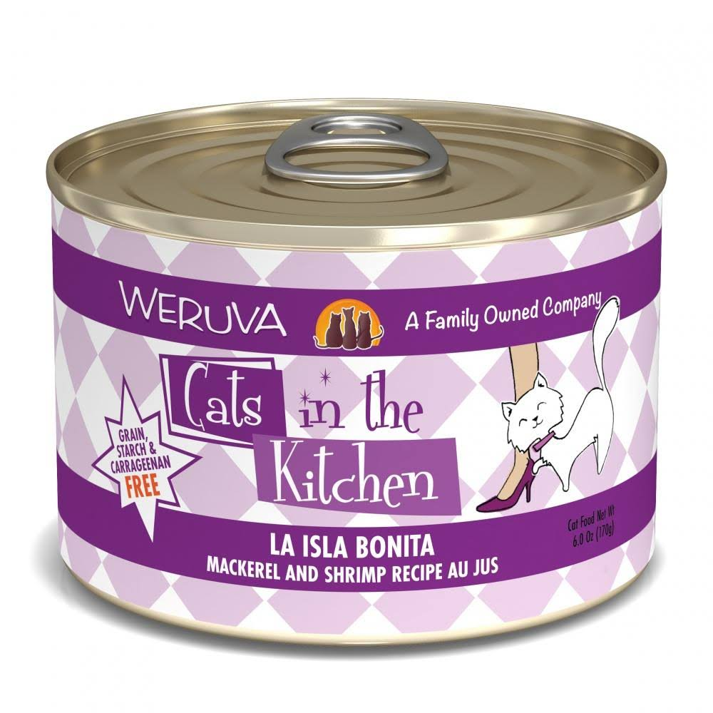 Weruva Cats in The Kitchen La Isla Bonita - 6 oz.