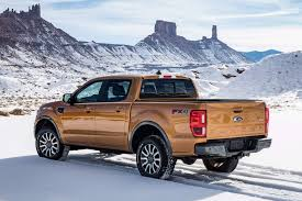 2019 Ford Ranger Is The Most Fuel-Efficient Midsize Truck In America ...