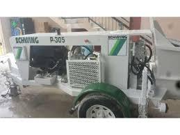 100 Concrete Pump Truck Rental 2007 Schwing Stationary S Bombas De Concreto Marca Schwing