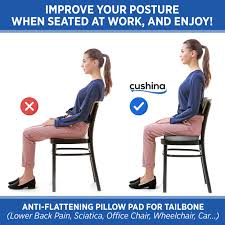 Memory Foam Seat Cushion By Cushina | The Secret To Sitting ... Anda Seat Racing Chair Gaming Pvc Leather 400lb High Back With Memory Foam Pillow Lumbar Cushion Cheap Pads For Chairs Find Twillo Rocking By Cushina The Secret To Sitting Uplift Assist Plus 200350 Lbs Amazoncom Tsweethome Comfort Square Comfilife Everything About Pain Healthy Posture 16x 16 By Lavish Home Royals Courage Good Concepts Office Laurabla Cactus Pink Nonslip Foam Cushion In Tf2 Oakengates For 1000