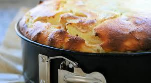 apfel quark kuchen backen und kochen