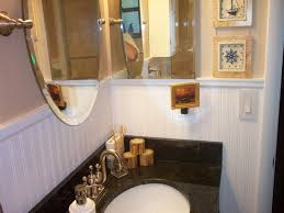 Small Bathroom Wainscoting Ideas by 15 Wainscoting Small Bathroom Electrohome Info