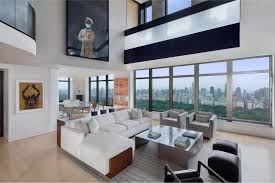 100 Penthouses For Sale Manhattan Exclusive Duplex Penthouse In