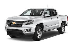 2017 Chevrolet Colorado Reviews And Rating | Motortrend