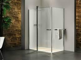 duschkabine im badezimmer stilvolle und platzsparende