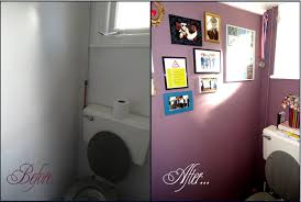Before And After Bathroom Decorating Ideas