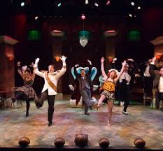 CINDERELLA at the People s Light & Theatre pany is the Bees
