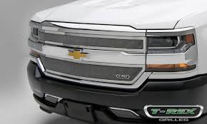 New Grille Options For The Chevrolet Silverado 1500 2015chevysveradohdcustomsportgrille The Fast Lane Truck Eternity Custom 2002 Chevy Silverado Photo Image Gallery Status Grill Accsories New Grille Options For The Chevrolet 1500 Bumper Ebay 07 Tahoe Black Billet Grille And Headlight Covers 2500hd Questions Does Anyone Make A Custom How To Install Trex Torch Youtube Mytightridecom Trex Join Dominate Automotive Billet 2014 Grilles Available Now Stillen