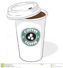 Starbucks Clipart Paper Coffee Cup