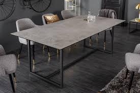 moderne beton möbel für ihr ambiente riess ambiente de