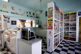 100 Warehouse Houses File And Soda Fountain From The Fifties Auckland 1041
