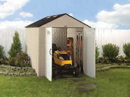 Suncast Alpine Shed Accessories by Rubbermaid Fg371301sanwn Big Max Jr Weather Resistant Outdoor