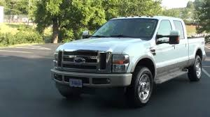 FOR SALE 2010 FORD F250 KING RANCH STK# 20852A WWW.LCFORD.COM