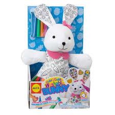 Conejo Lavable Y Coloreable Alex Toys
