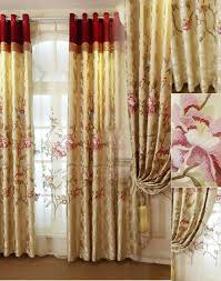 Gold And White Blackout Curtains by Vintage Style Curtains For Sale Retro Curtains