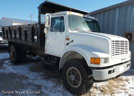 1992 International 4900 Dump Truck | Item DB5411 | SOLD! Feb...