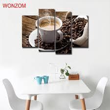 toile de cuisine toile cuisine café photos moderne peinture sur modulaire image