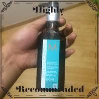 Moroccanoil Treatment Light Reviews