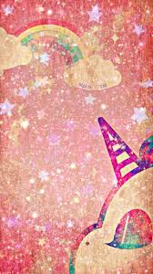 Vintage Unicorn Galaxy Wallpaper Androidwallpaper Iphonewallpaper Sparkle Glitter