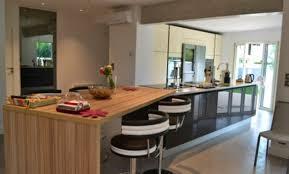 cuisine en u avec table décoration cuisine en u avec table 33 cuisine seenews