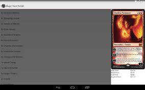 Yugioh Deck Tester App by Magic Deck Builder Android Apps On Google Play