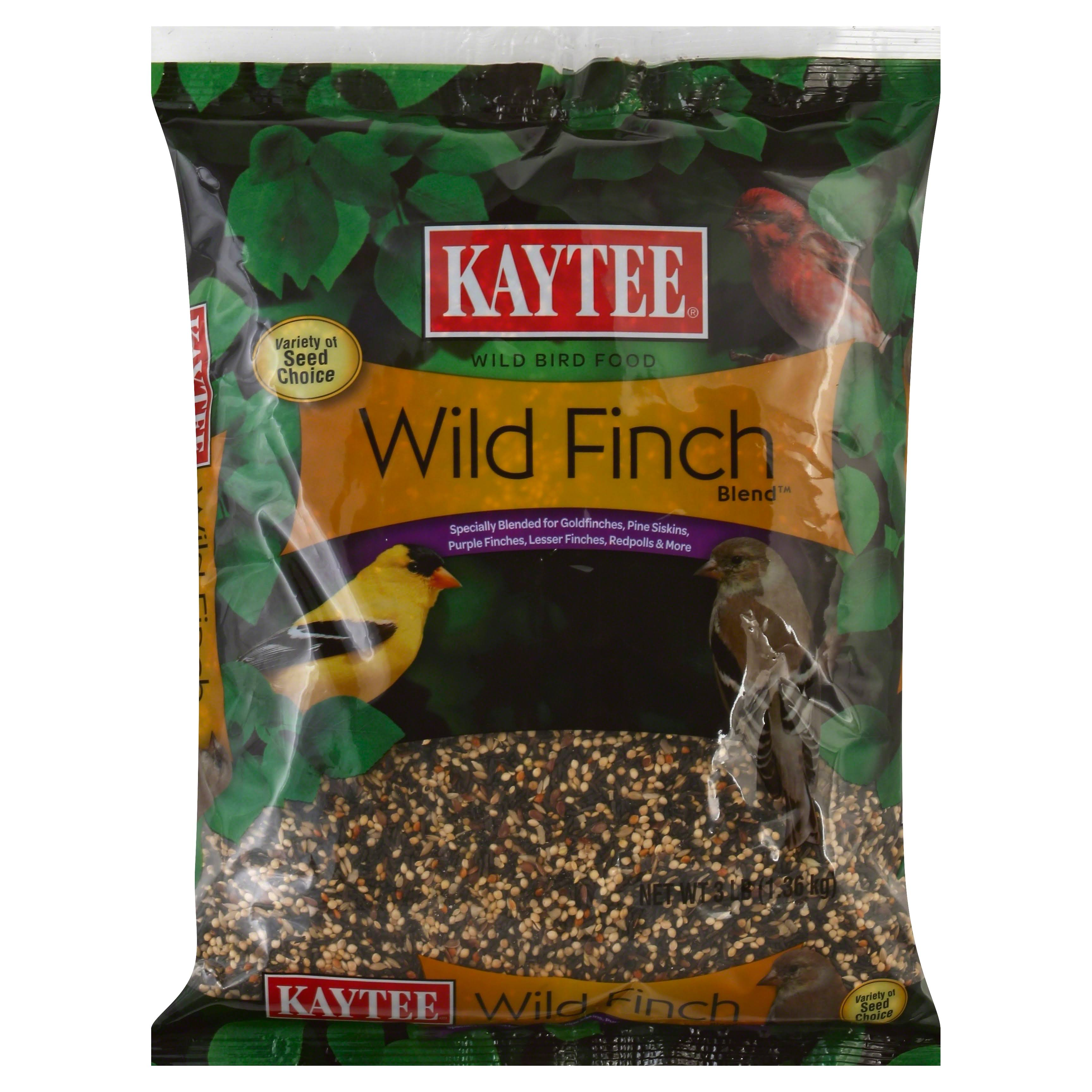 Kaytee Wild Finch Food - 3lb
