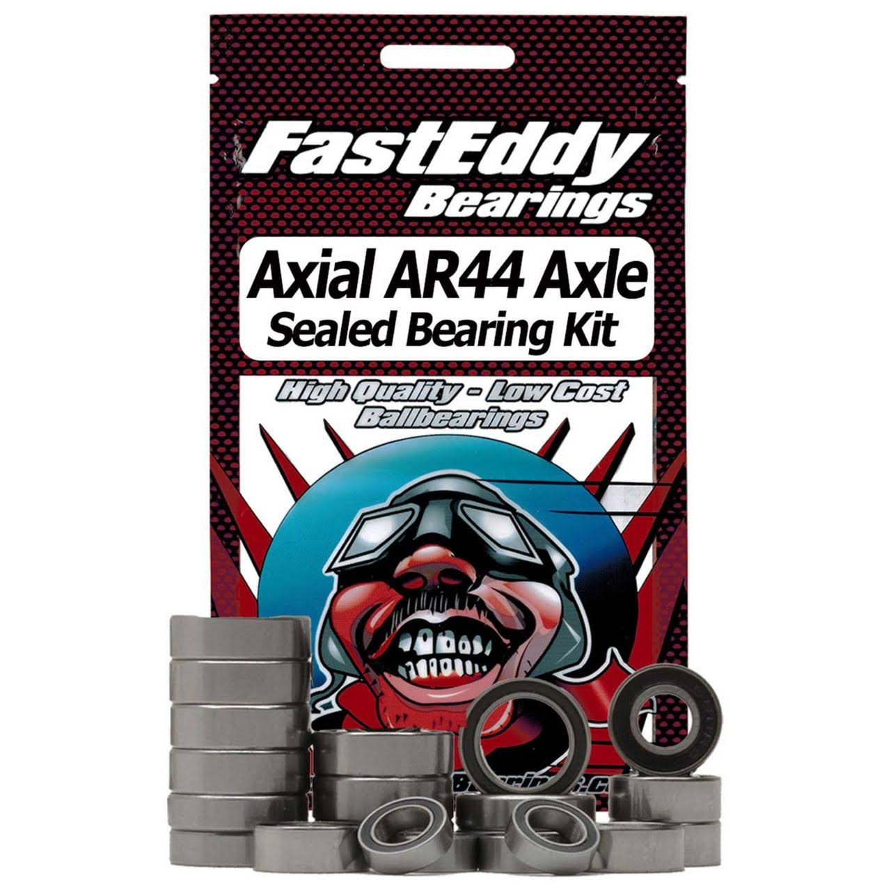 FastEddy TFE4473 Axial AR44 Axle Sealed Bearing Kit