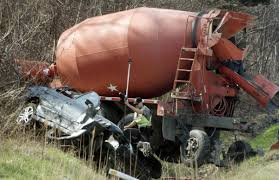 100 Cement Truck Video Madison Teenager Killed In Crash With Cement Mixer In Thompson