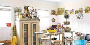 Craft Room Ideas And Designs