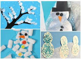 Winter Crafts For Kids To Make Easy