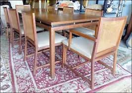 Image Is Loading BAKER NEW WORLD Dining Table 8 Chairs 2