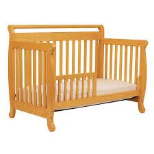 davinci emily 4 in 1 convertible crib in honey oak 179 00