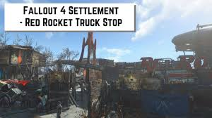 Fallout 4 Settlement - Red Rocket Truck Stop - YouTube Trails Travel Center Fallout 4 Settlement Red Rocket Truck Stop Youtube Alternative Fuels Data Electrification For Parking Near Me Trucker Path National Directory The Truckers Friend Robert De Travelcenters Firms Up Shell Deal Natural Gas Fueling Stops May 2013 Air Hugger Mole Rat Den Wiki Fandom Powered By Wikia Pilot Flying J Opens Its Newest In Morris Illinois Garbage Truck And Fire Gta Where To Find 3 New Stops This Month Trucking News Apc Transport At Nexus Mods Community