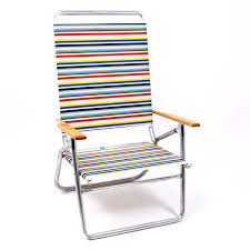 Rio Hi Boy Beach Chair With Canopy by Telescope 711 Light N Easy High Boy Aluminum Frame Beach Chair