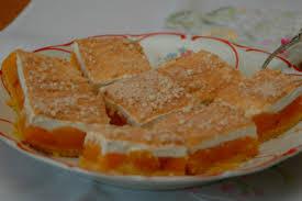 mandarinen schmand schnitten