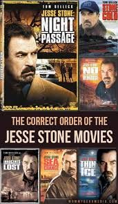A List Of The Correct Order Jesse Stone Movies