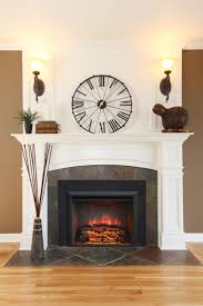 Decor Flame Infrared Electric Stove Kmart by Top 25 Best Stone Electric Fireplace Ideas On Pinterest Country