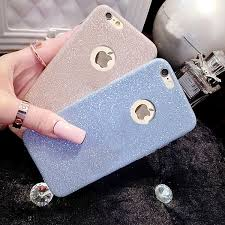 Ultra Thin Glitter Bling Cute Candy Cover For iPhone 6 Case