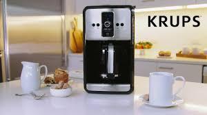 KRUPS EC4140 Programmable Turbo Filter Coffee Maker